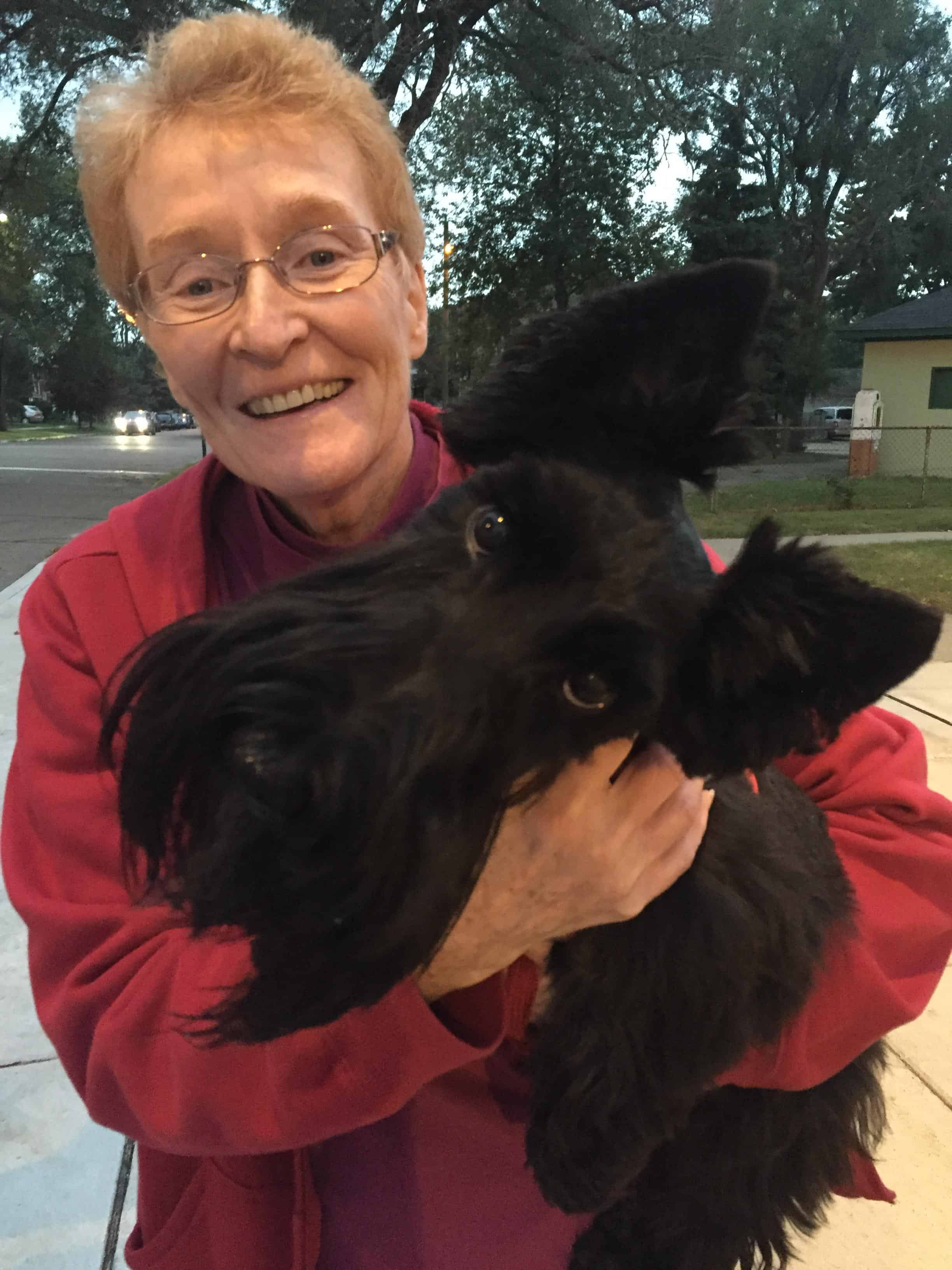 Blessing-of-the-Pets-Kathy-Sullivan-and-Scottie