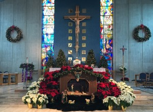 Christmas St. Joseph Church 2015