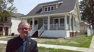 New Rectory - with Fr. Mike