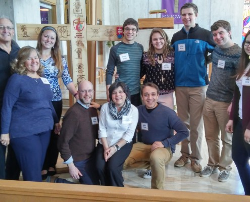 World Youth Day pilgrims