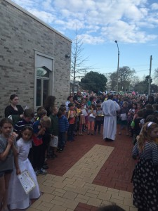 May Crowning 2016 gathering