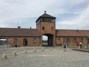 WYD - Auschwitz 2