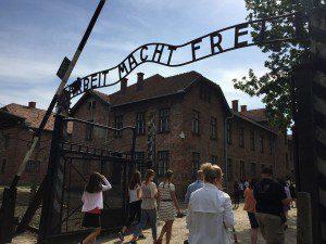 WYD - Auschwitz