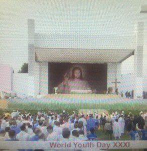 WYD - Pilgrim Opening Day Mass July 26