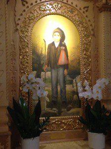 WYD - Pilgrim Our Lady of Fatima Shrine 2