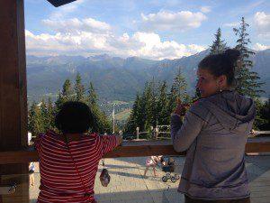WYD - Pilgrim mountains